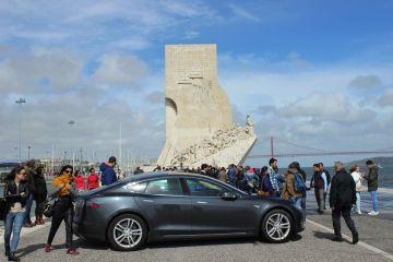 Primeiro encontro Tesla Portugal