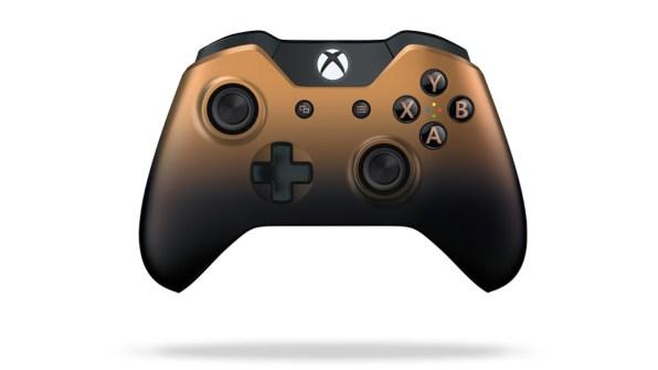 Comando Xbox One Copper