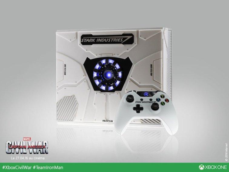 Xbox One Iron Man Edition