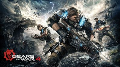 Gears of War 4 - Xbox Play Anywhere