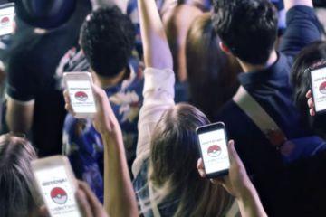 Pokémon GO smartphones