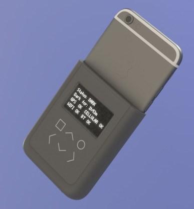 Edward Snowden capa iphone