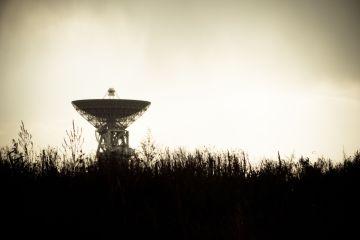 Açores antena ESA