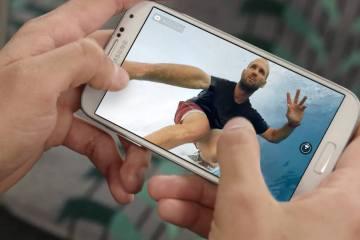 vídeos em 360º