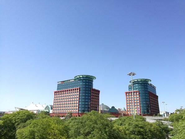 Fotografia captada pelo Huawei P9 Plus