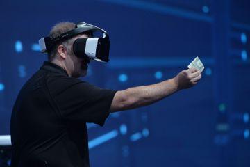 estúdio de realidade virtual