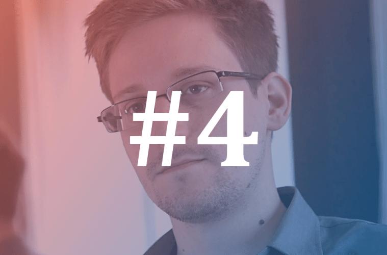 Snowden perdão presidencial