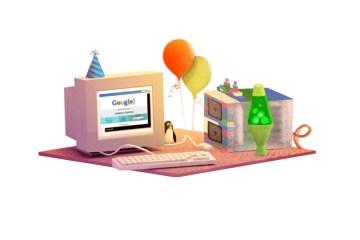 Google Aniversário
