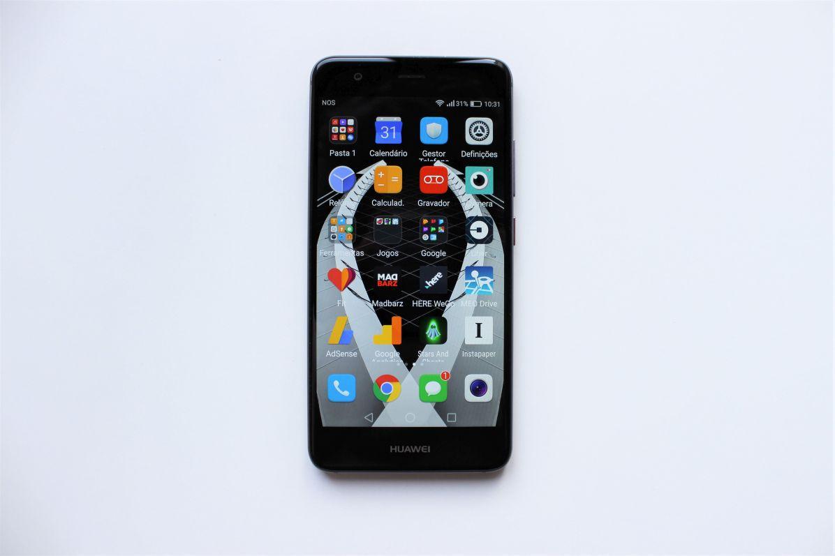 Review Análise Huawei Nova