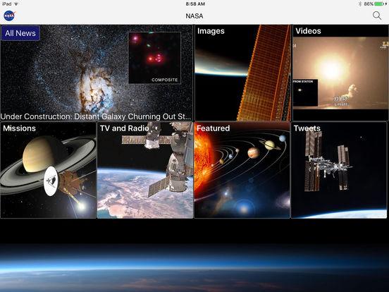 NASA - iOS e Android