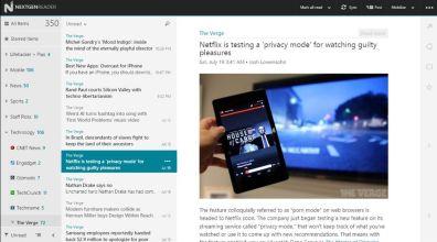 Nextgen Reader - Windows 10