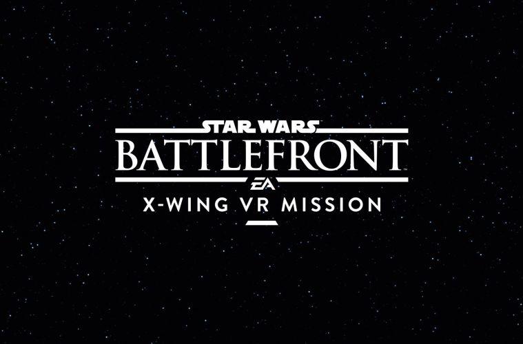 Star Wars X-Wing VR Mission