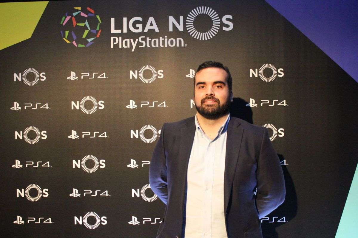 João Lopes Esports PlayStation Portugal