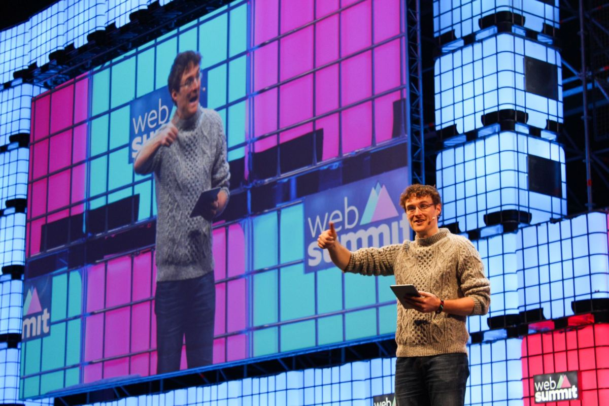 Paddy Cosgrave Web Summit