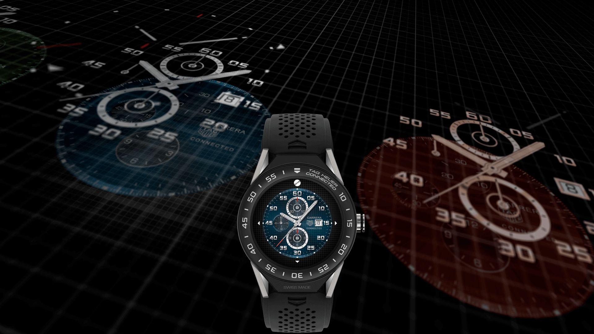 facf1e7979c A TAG Heuer está a criar um espaço muito próprio no mercado dos relógios  inteligentes