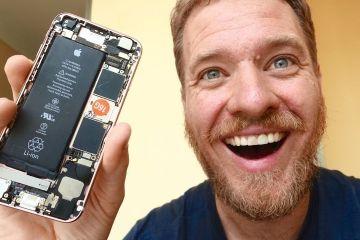 iPhone Scotty Allen