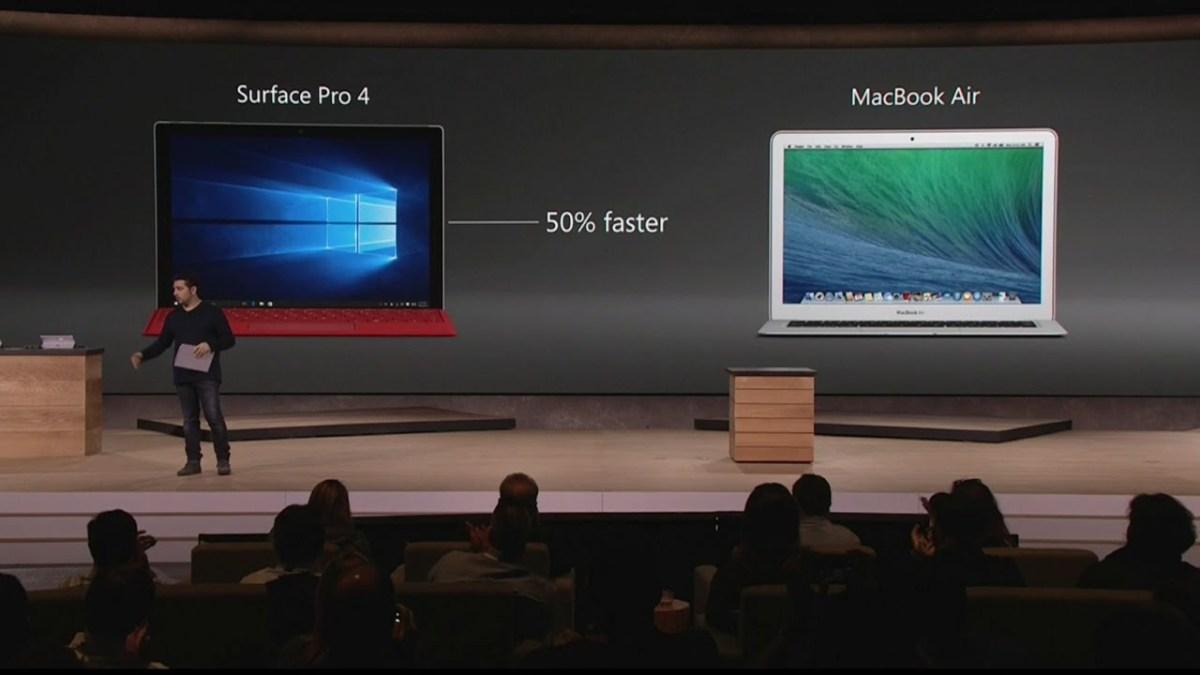 Microsoft Surface Pro Panos Panay