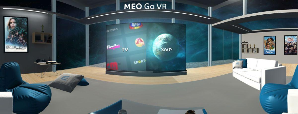 MEO Go VR Realidade Virtual