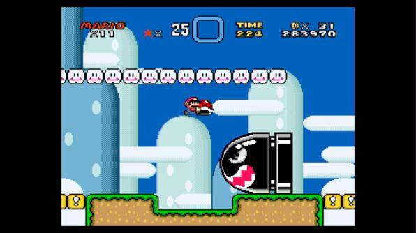 SNES Mini - Super Mario World