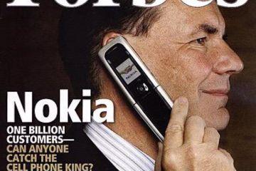 Forbes Nokia