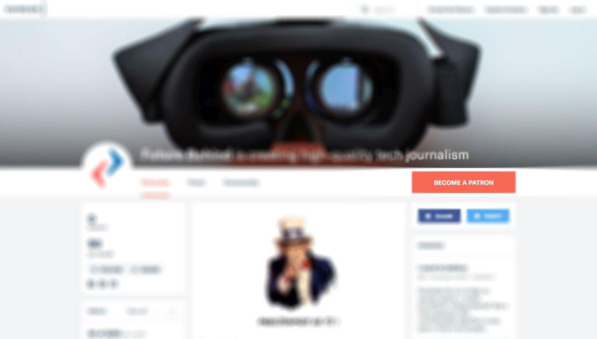 Patreon Future Behind