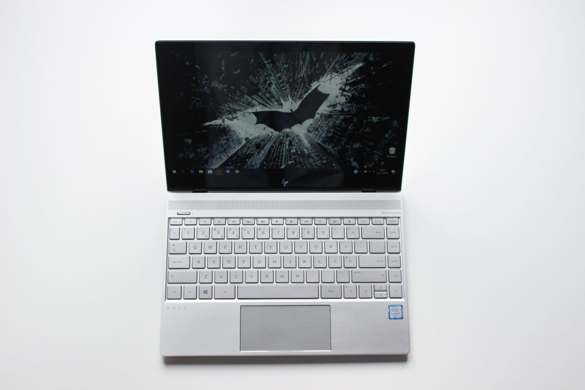 Análise Review HP Envy 13 2017