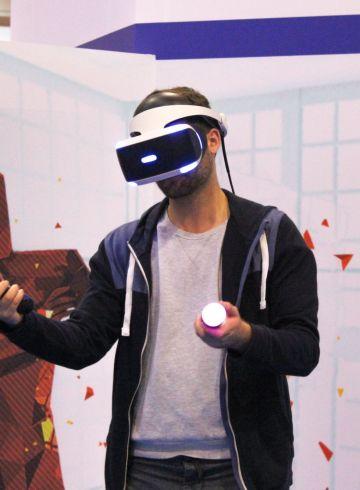 PlayStation VR Realidade Virtual