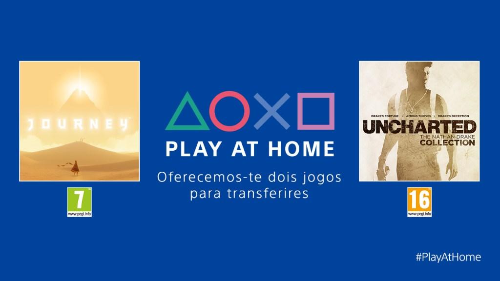 Sony oferece títulos jogadores PlayStation