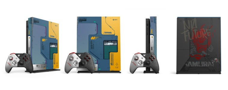 Xbox One X Edição CyberPunk 2077