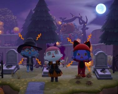 Animal Crossing New Horizons - Halloween