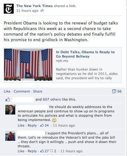 Facebook Kommentare Rangordnung