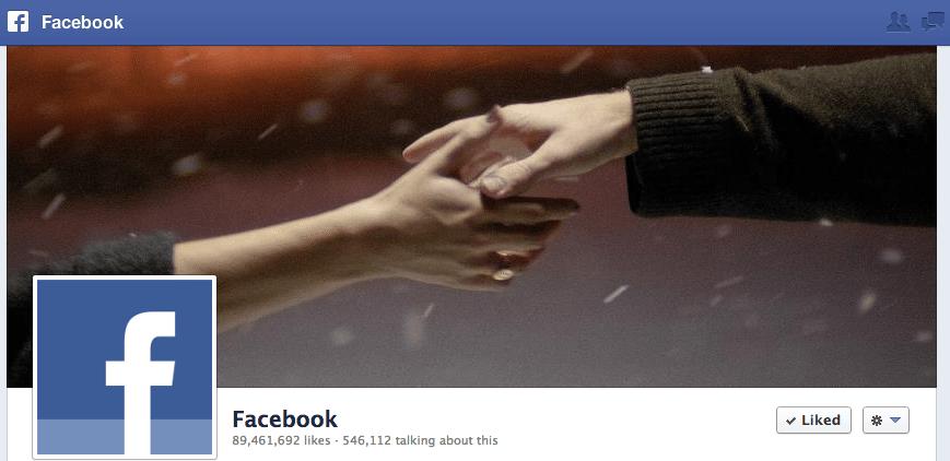 Richtlinie Facebook Titelbilder