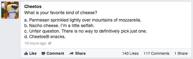 Alternative zu Facebook Questions