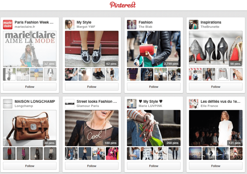 Pinterest - Promoted Pins