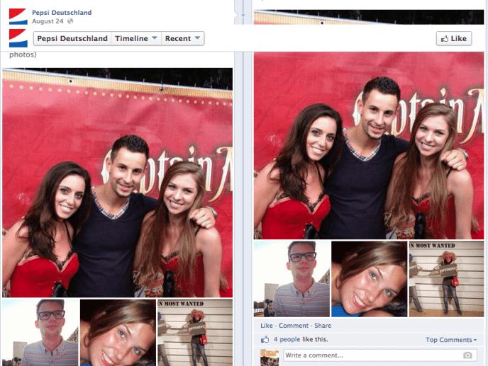 Facebook Strategie - Produkte sind der beste Content