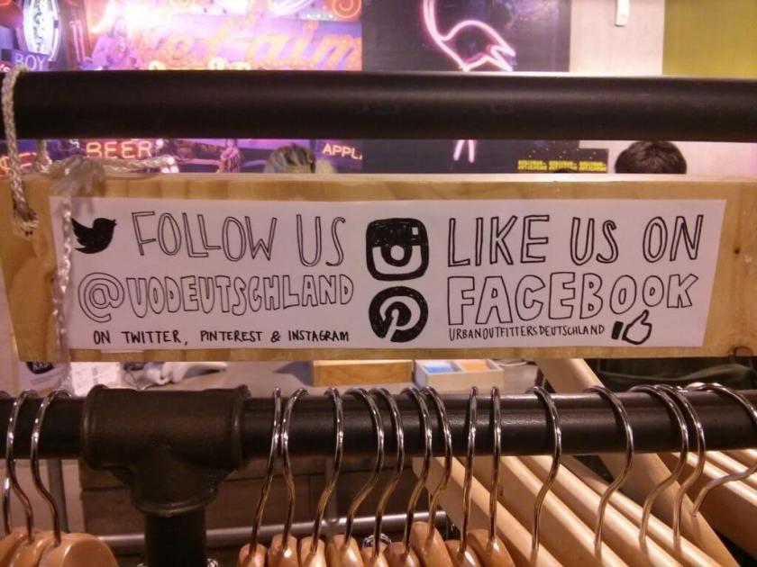 Interaktionen auf Instagram im Vergleich zu Facebook