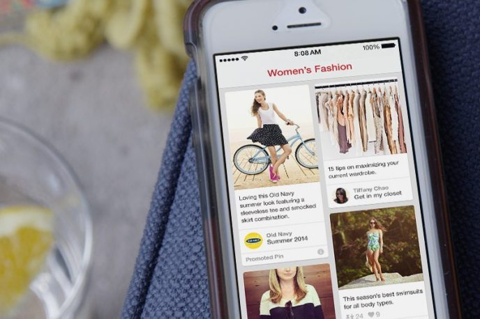 Pinterest Promoted Pins Old Navy