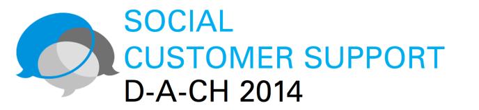 Futurebiz - Social Customer Support D-A-CH 2014