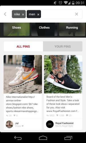 Pinterest Marketing - Pins verfügen über eine hohe Halbwertszeit