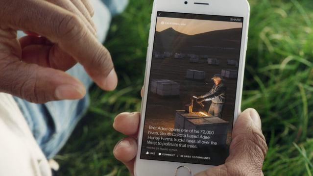 Facebook Instant Articles - Frischer Wind für den News Feed