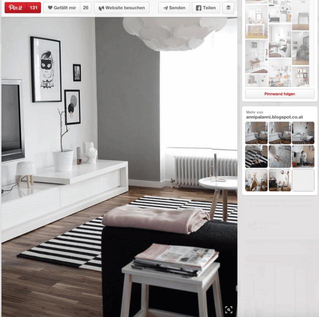 Pinterest Suche - Neues Feature für Bild-in-Bild-Suche
