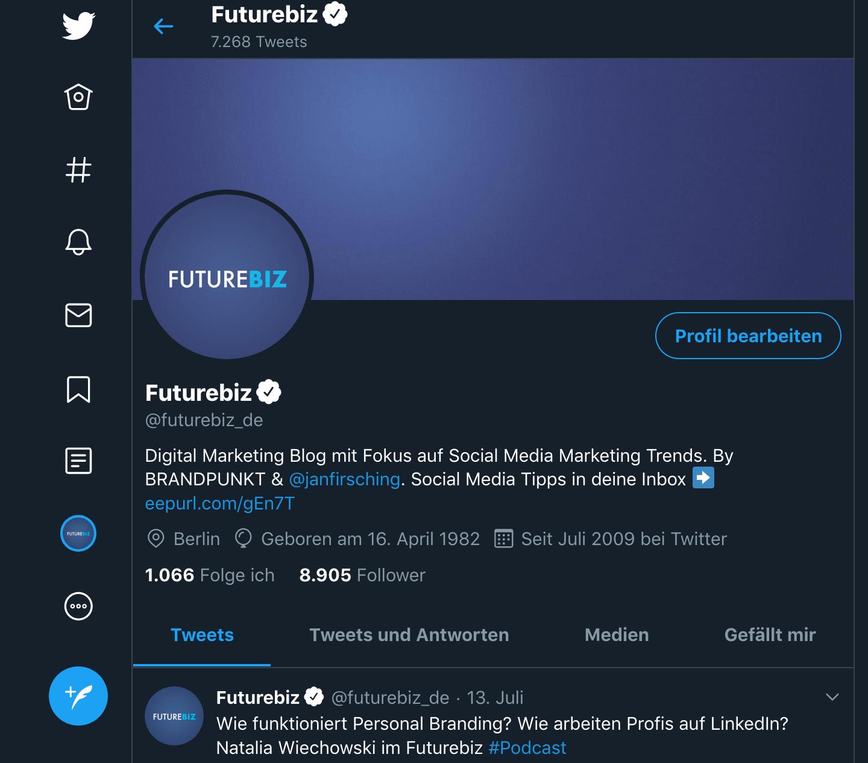 Twitter-Design-2019-Menü