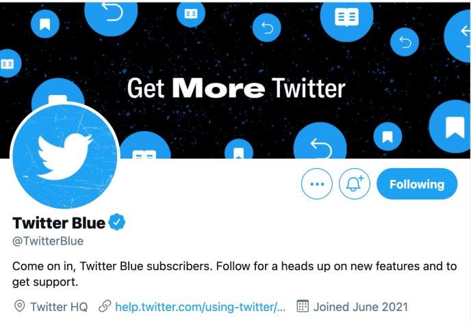 Twitter Blue Premium-Abo: Vorbild für Instagram & Co.?
