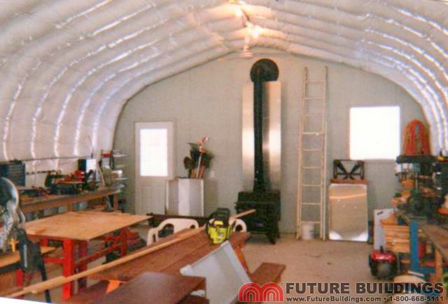 Steel Building Interiors FUTURE BUILDINGS