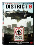 District 9 DVD Cover