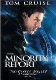 Minority Report DVD Cover