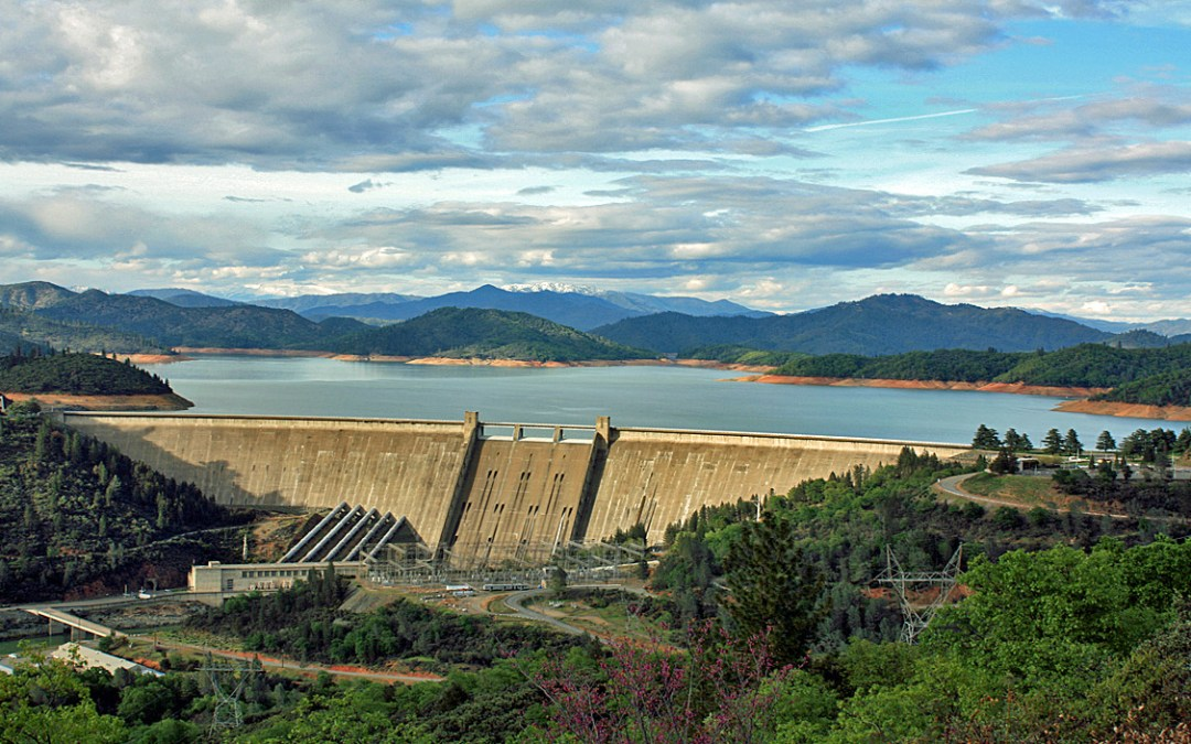 What's the economic value of water stored in dams? New open access research