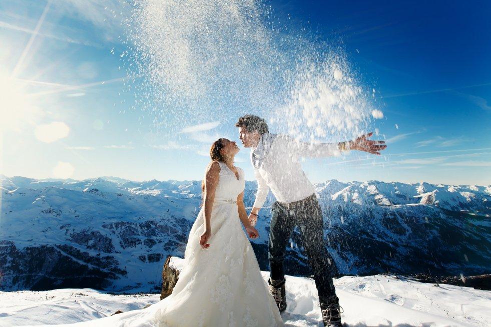 sposarsi inverno