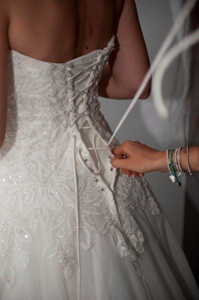 accessori invernali per abito da sposa