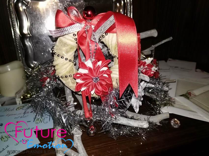 Idee per decorazioni e centrotavola natalizi